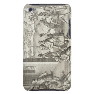 The Spanish Capture Fort Caroline, 1565, from 'New iPod Touch Case