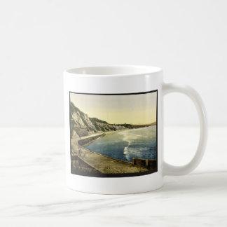The Spanish coast, Biarritz, Pyrenees, France clas Coffee Mug