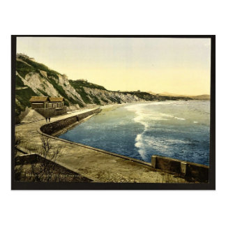 The Spanish coast, Biarritz, Pyrenees, France clas Postcards