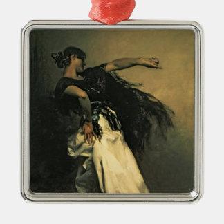 The Spanish Dancer, study for 'El Jaleo', 1882 Metal Ornament