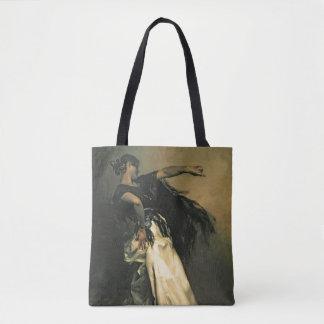 The Spanish Dancer, study for 'El Jaleo', 1882 Tote Bag