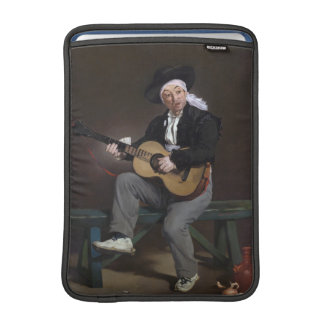 The Spanish Singer - Édouard Manet Sleeves For MacBook Air