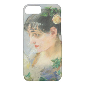 The Spanish Woman (pastel on paper) iPhone 8/7 Case