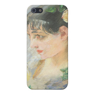 The Spanish Woman (pastel on paper) iPhone SE/5/5s Case