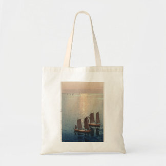 The Sparkling Sea. Budget Tote Bag