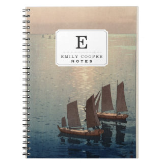 The Sparkling Sea. Notebook