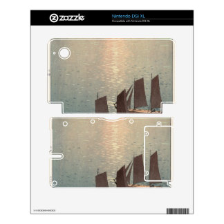 The Sparkling Sea. Skins For DSi XL