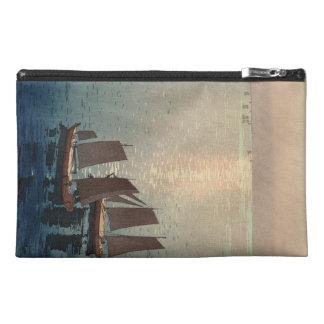 The Sparkling Sea. Travel Accessory Bag