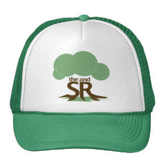 The Sparrow and Raven Logo Hat