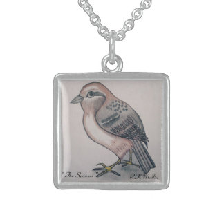 The Sparrow...necklace