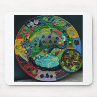 THE SPAWN MOUSE PAD