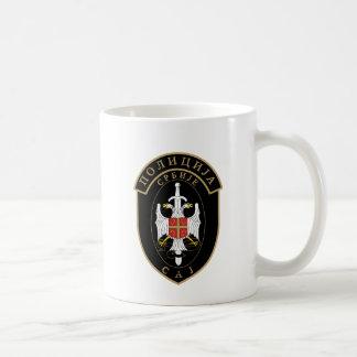 The Special Anti-terrorist Unit Serbian а Specijal Coffee Mug