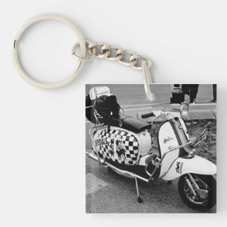 THE SPECIALS SCOOTER key ring