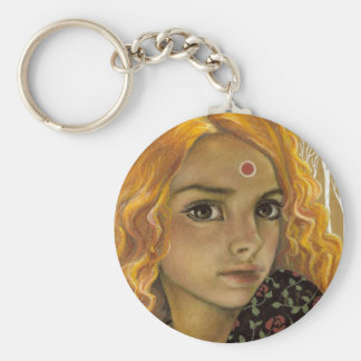 The Spell Keychain