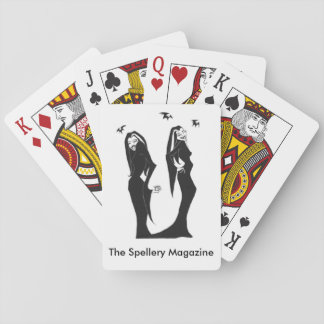 The Spellery Playing Card