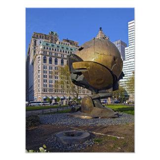 The Sphere PHOTO PRINT