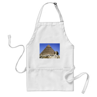 The Sphinx and Pyramid Apron