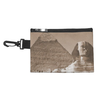 The Sphinx at Giza Accessory Bag