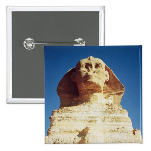 The Sphinx, dating from the reign of King Button
