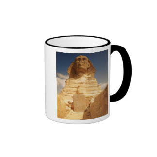 The Sphinx, dating from the reign of King Ringer Coffee Mug