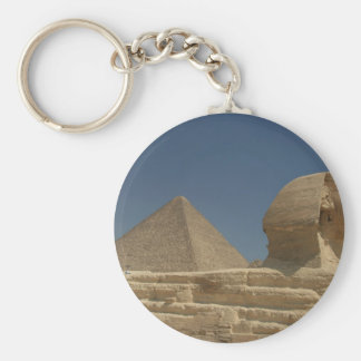 The Sphinx Keychain