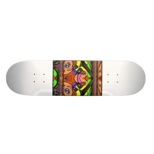 The Sphinx Skateboard Deck