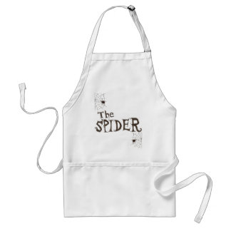 The Spider Adult Apron