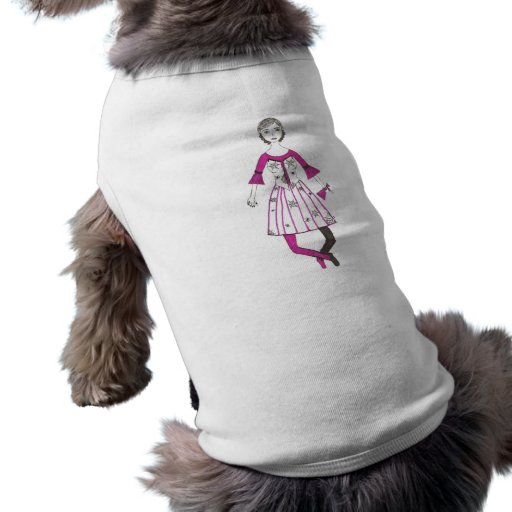 The Spider Ballet Pet Tee Shirt