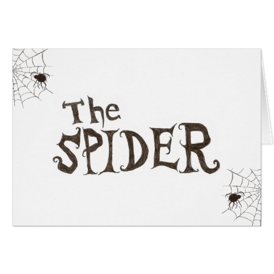 The Spider Card