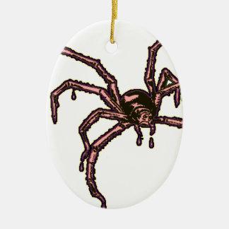 The Spider Ceramic Ornament