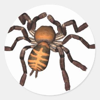 The Spider Classic Round Sticker