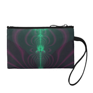 The Spider Fractal Coin Purse