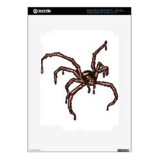 The Spider Skin For iPad 3