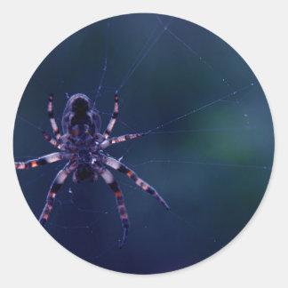 The Spider Round Sticker