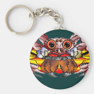 The Spider Totem Keychain