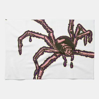 The Spider Towels