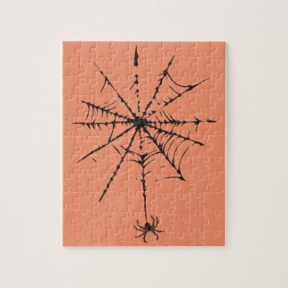 The Spider Web I Jigsaw Puzzle