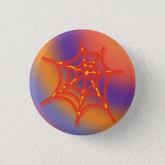 The Spider Web - Pinback Button