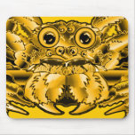 The Spiders Close Up Yellow Mousepad