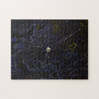 The Spiders Web Jigsaw Puzzle