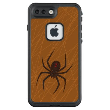 Halloween Themed The Spider's Web Lifeproof Case