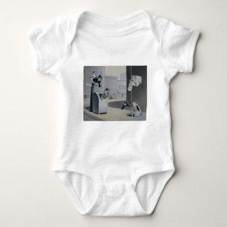 The Spies of Snafu Baby Bodysuit
