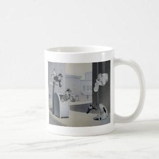 The Spies of Snafu Classic White Coffee Mug
