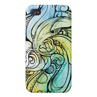The Spin iPhone 4/4S Cover