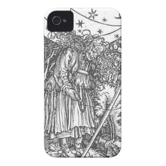 The Spinner by Hans Holbein the Younger Case-Mate iPhone 4 Cases