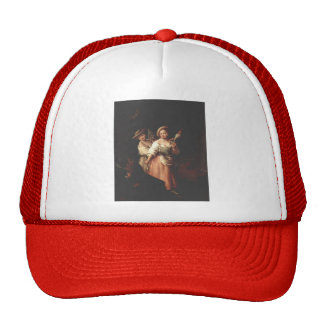 The Spinner by Pietro Longhi Trucker Hat