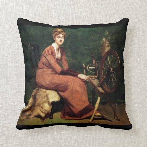 The Spinner - Pillows