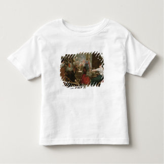 The Spinners, or The Fable of Arachne, 1657 Toddler T-shirt