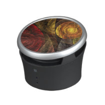 The Spiral of Life Abstract Art Speaker
