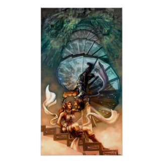 The Spiral Staircase Posters